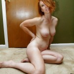 cougar rousse